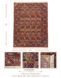 INDO-KASHMIR TRADITIONAL WOOL