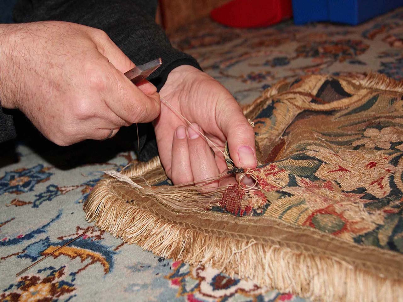 Royal carpet repair and restorations