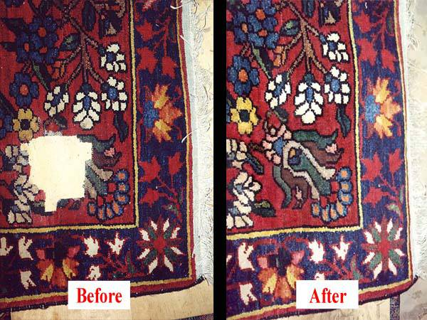 royal carpet restoration image